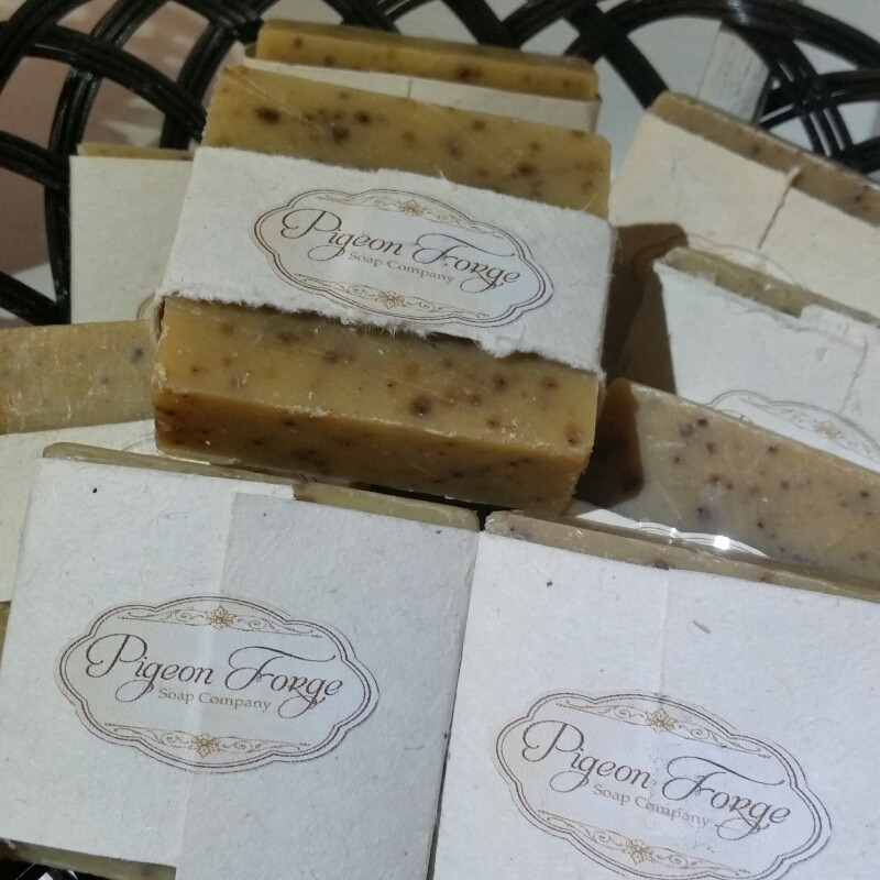Cinnamon Latte Soap